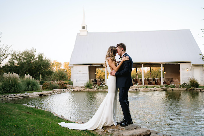 Wedding at The Brooks in Weatherford